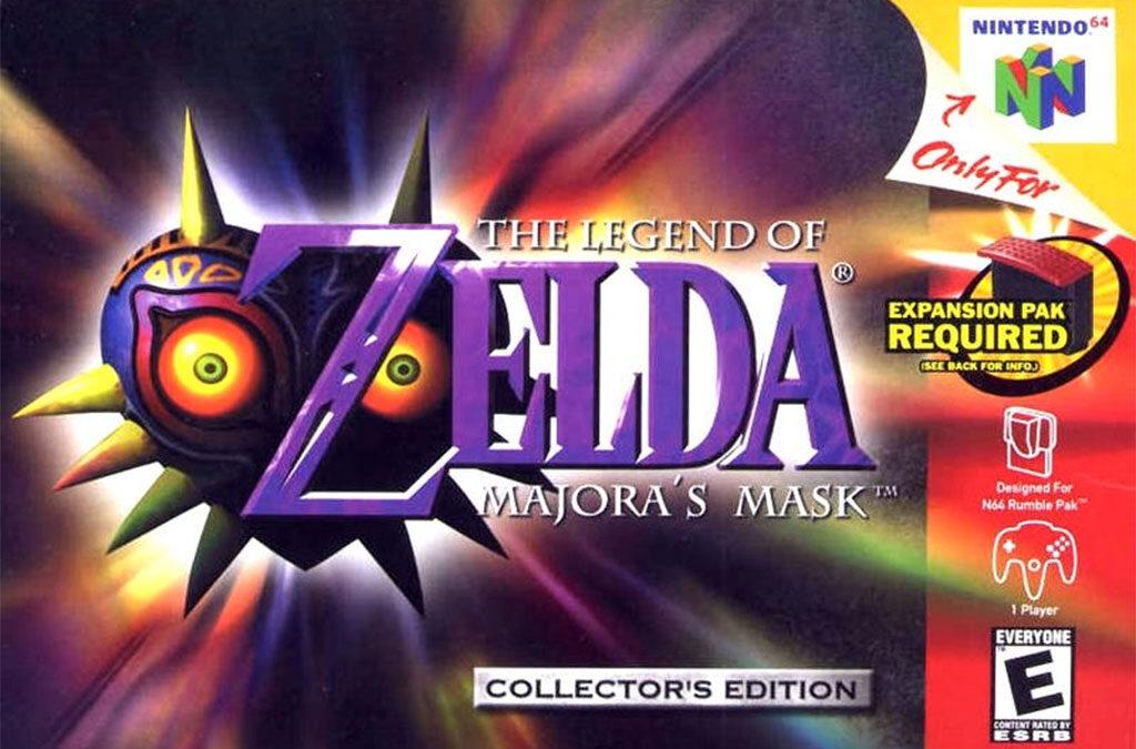 Blog de prueba. The Legend of Zelda: Majora's Mask